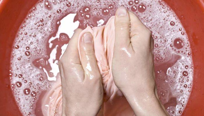 el método del detergente