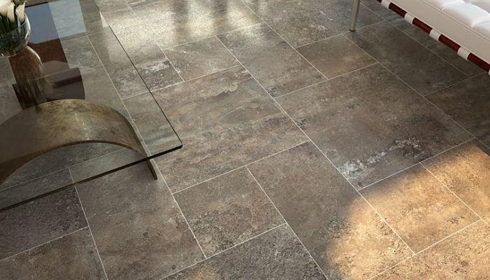 Tipos de suelo para pisos 7 alternativas para renovar tu - Suelo piedra natural ...