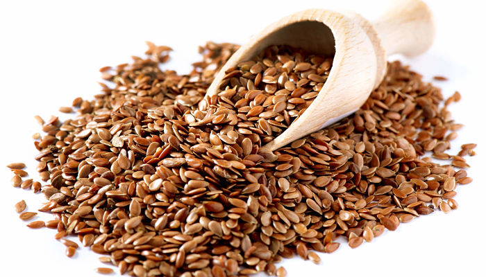Como evitar la caída del cabello con semillas de lino