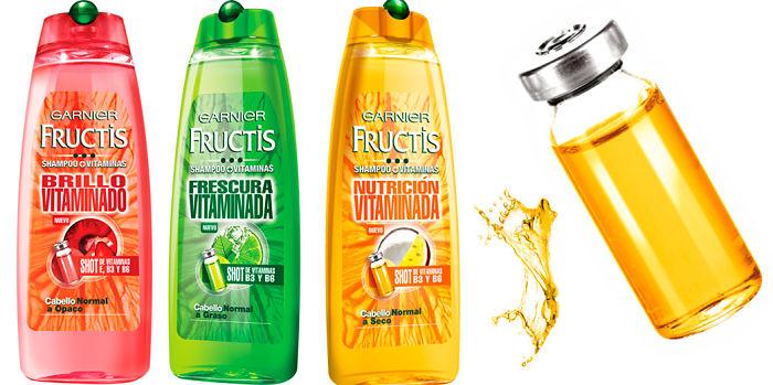 Shampoo para cabello graso garnier