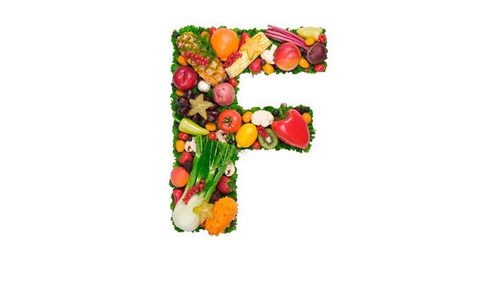 Vitaminas para el pelo F
