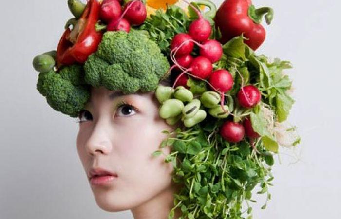 Vitaminas para el pelo A