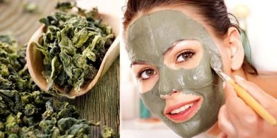 té verde para la piel grasa
