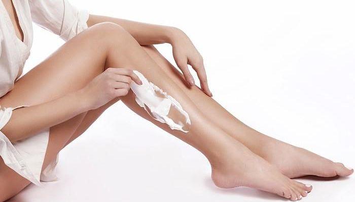 Cómo usar la crema depilatoria